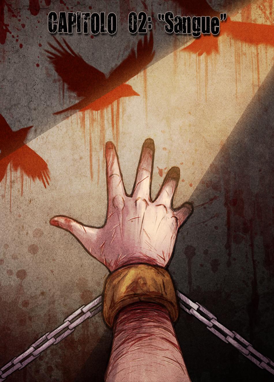 Hunters J - capitolo 02 - mid cover_titolo