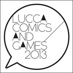 Logo Lucca 2013