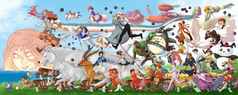 Ghibli Parade