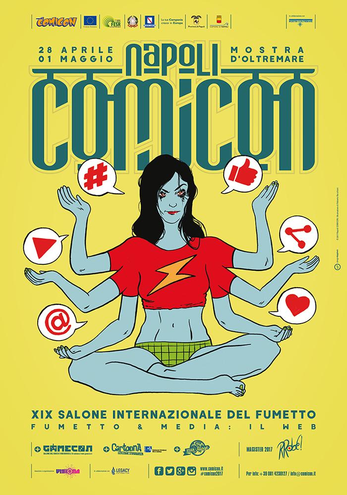comicon_locandina