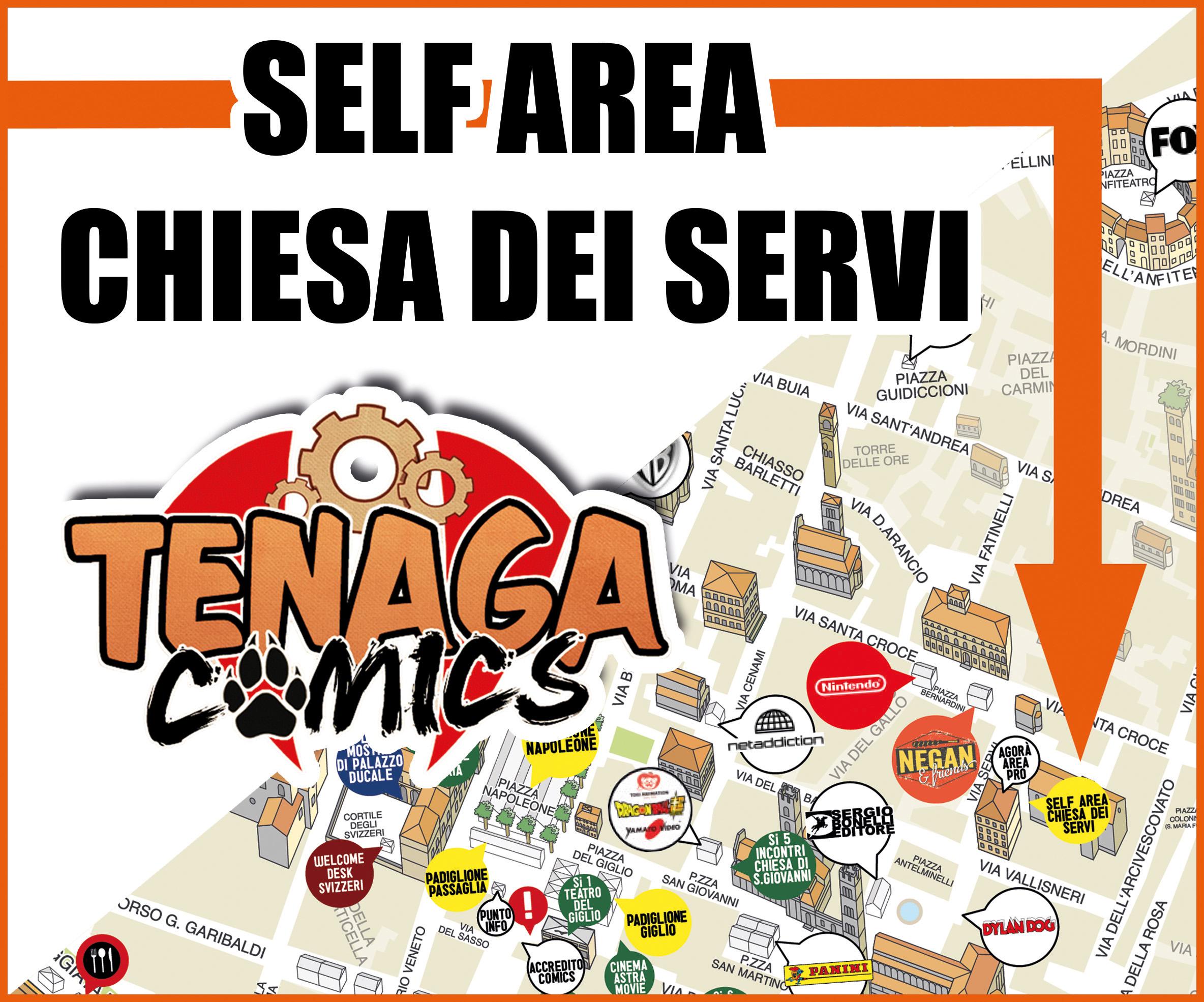 self mappa 2017